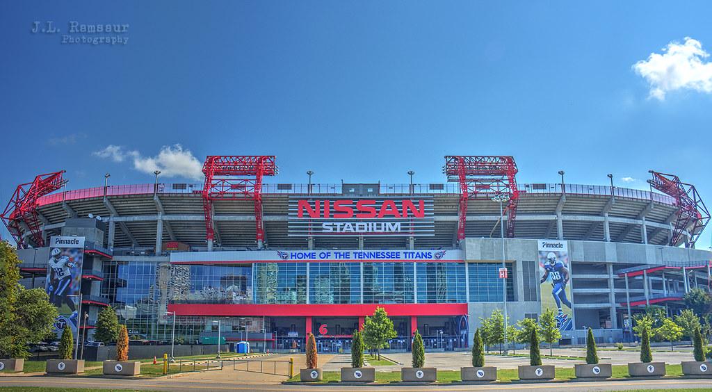 Nissan Stadium - Nashville, TN - Home of the Tennessee Tit ...