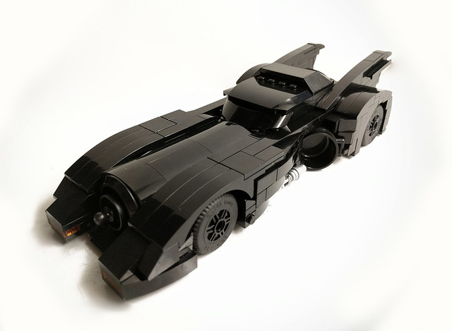 Burton Batmobile
