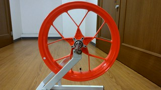 KTM 690 Duke R front wheel