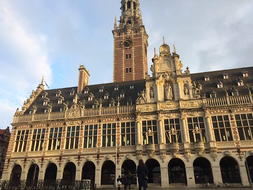 Library of the Catholic University of Leuven