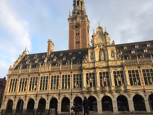 Library of the Catholic University of Leuven