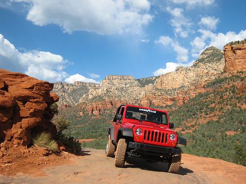 Jeep Off Road >> Off-road jeep adventure, Sedona, AZ | ApplesInMyBra | Flickr