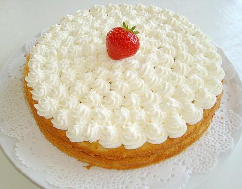 Nigella Lawson Sponge Cake Recipe