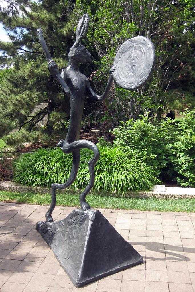 Washington Dc Hirshorn Museum And Sculpture Garden The