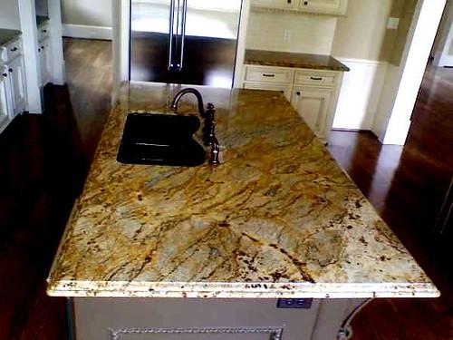 ... Beautiful Granite Countertop | By Kingdom Stone