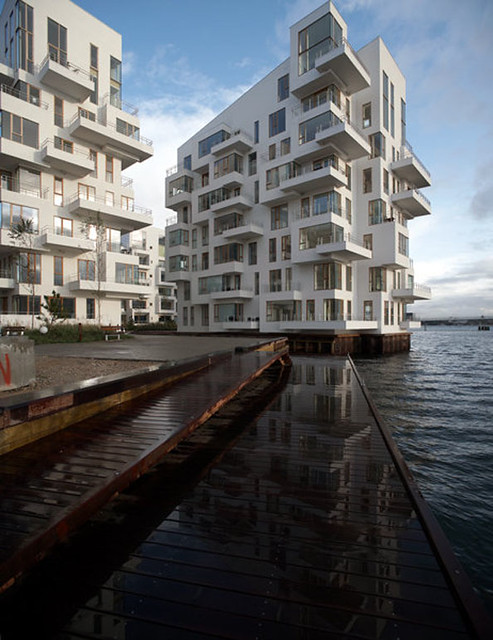 Sea Front Building   by