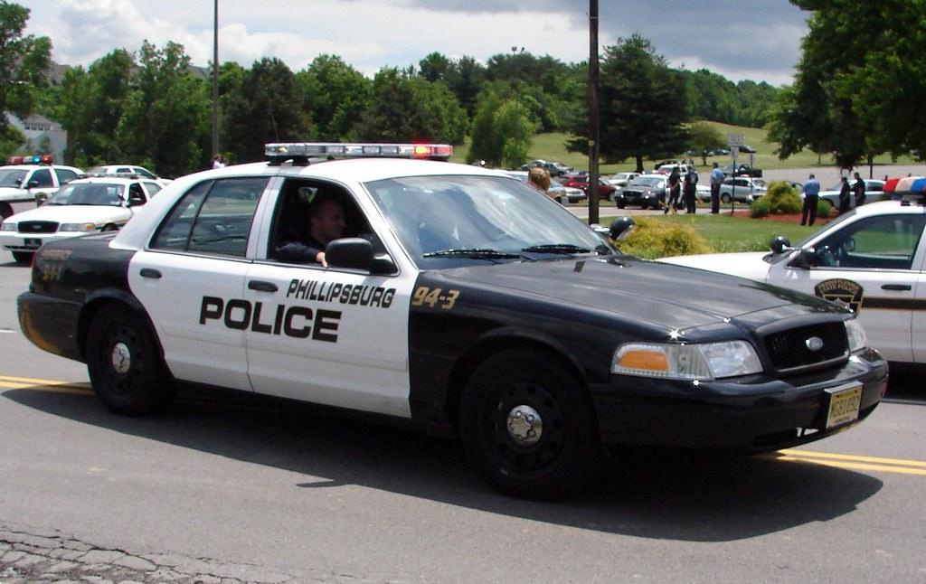 Phillipsburg New Jersey Police Phillipsburg New Jersey