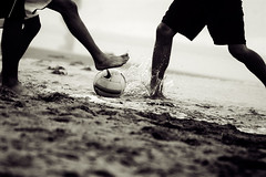 Beach soccer | by lidge_34