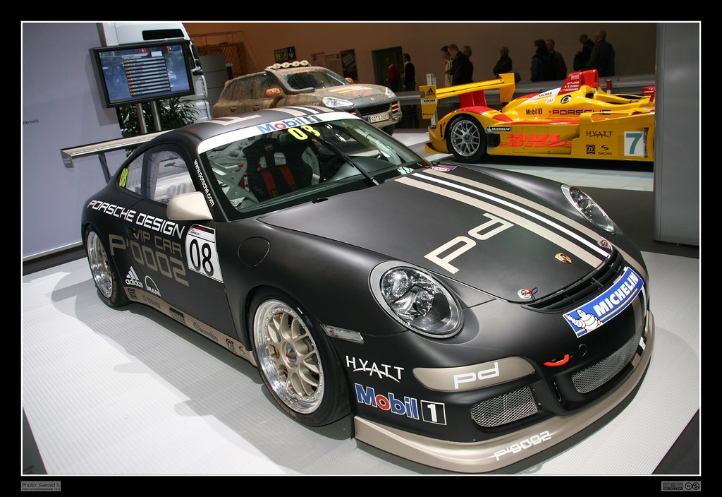 Porsche Carrera S >> 2007 Porsche 911 (997), GT3 Cup, No.89 P0002 (01) | The ...