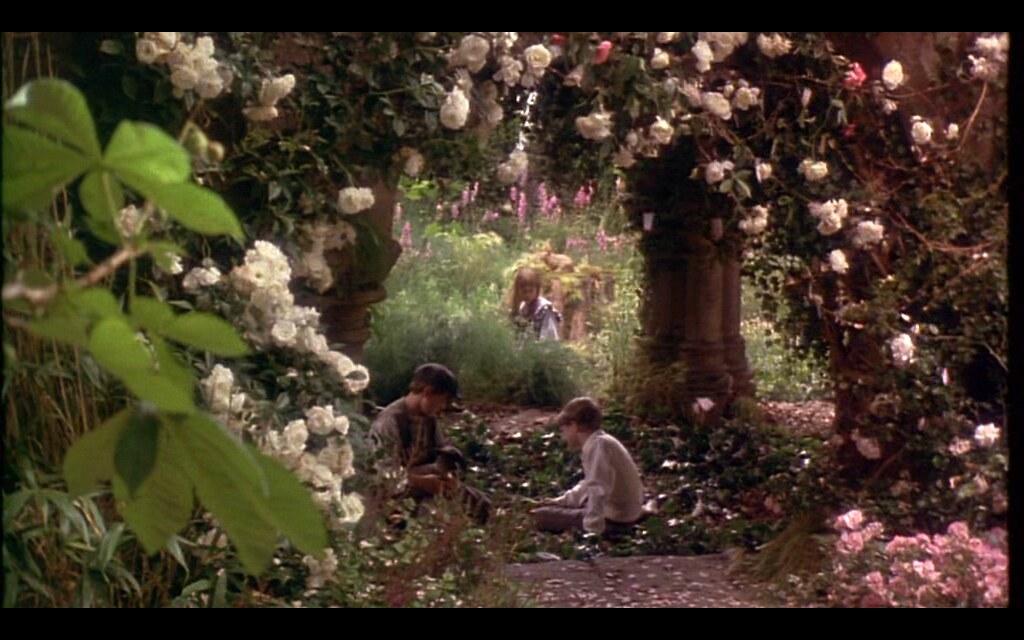 Nice ... The Secret Garden, 1993   By The Vamoose Ideas