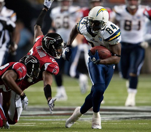 San Diego Chargers Blog: The Chargers' Starters Built A 21-13
