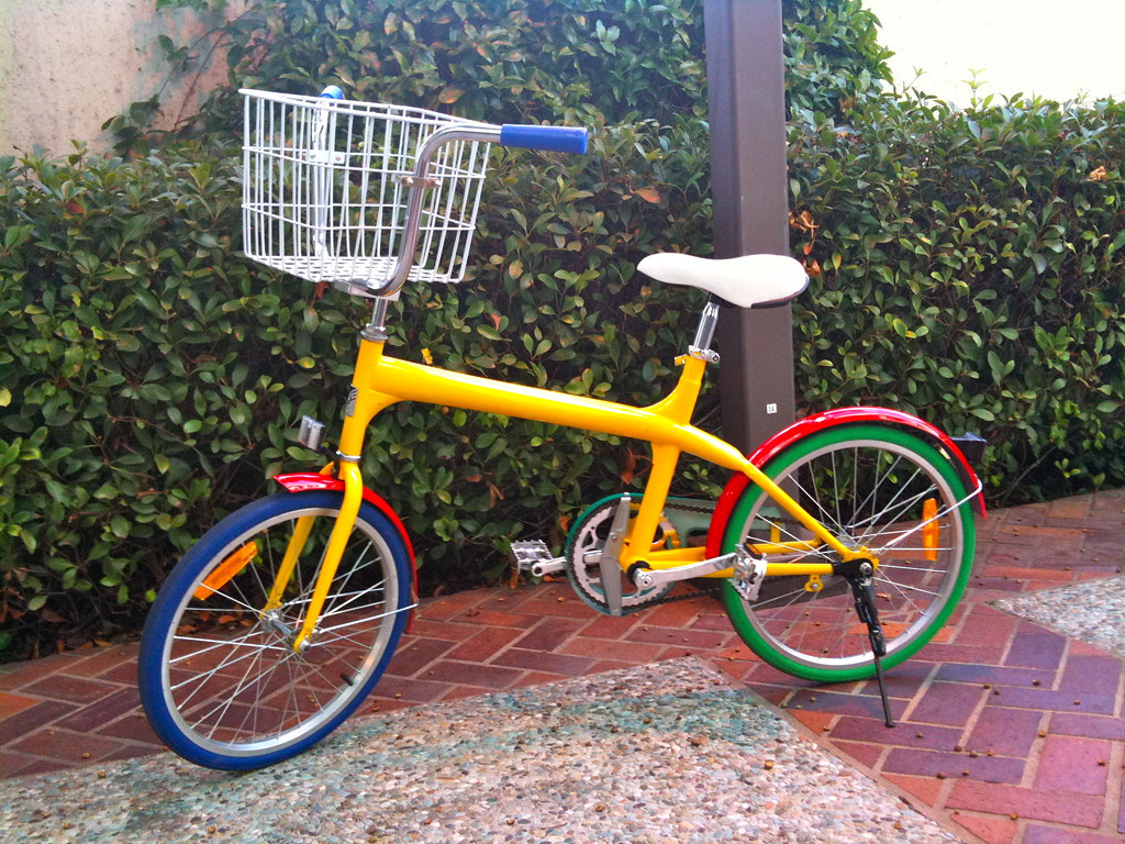 Google Clown Bike | Flickr
