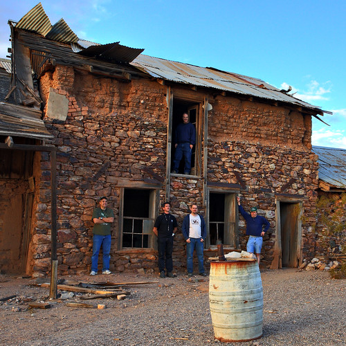 Fotogs Five at Vulture Mine (in Glorious HDR!) | by eoscatchlight