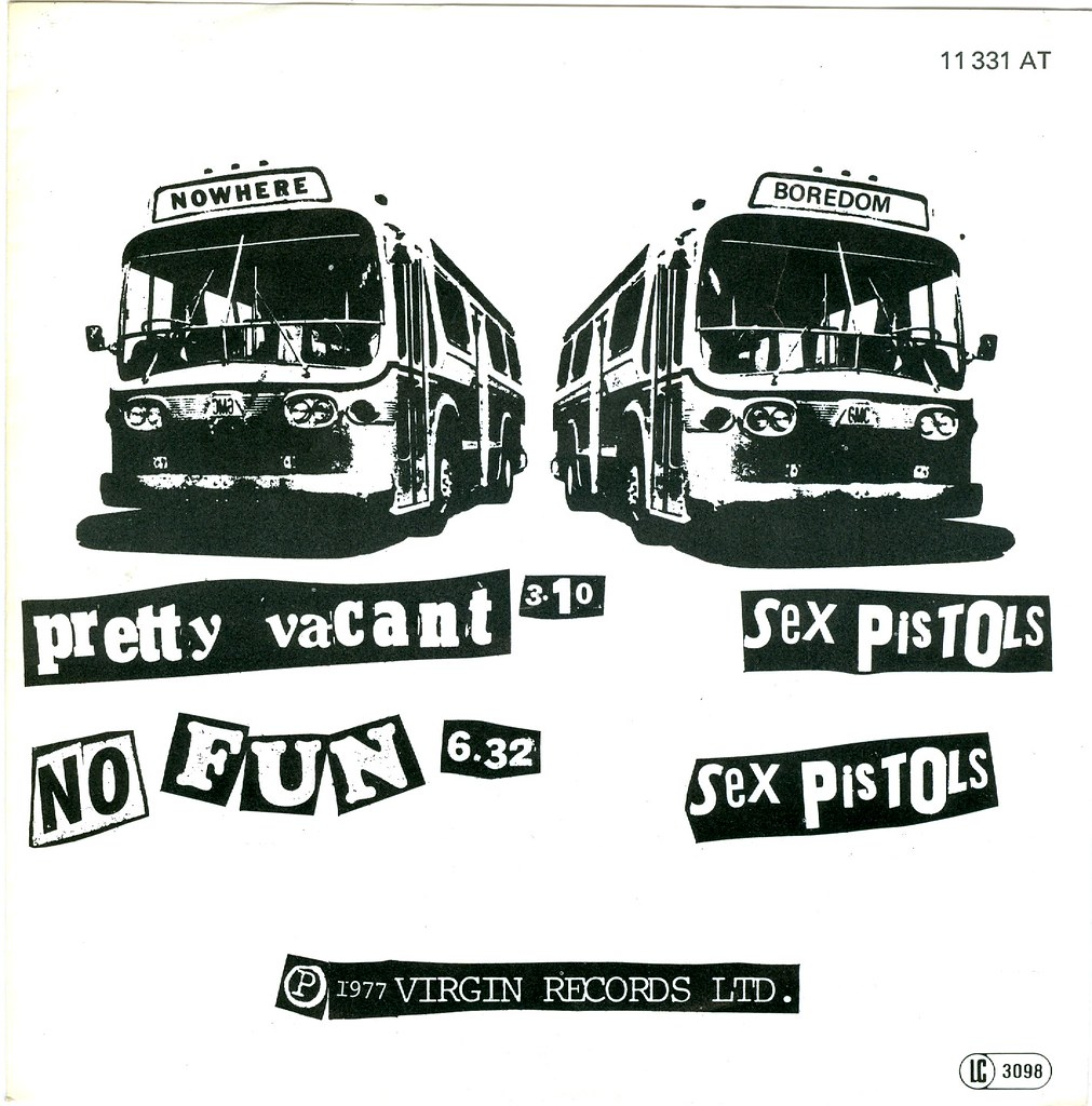Pretty vacant by the sex pistols