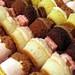 Multiple Cupcake Kebabs