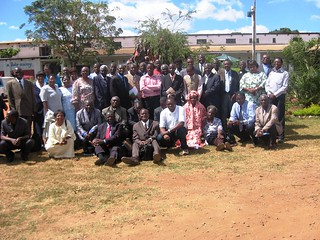 Members at the 2011 AGM | by Bible Society of Malawi