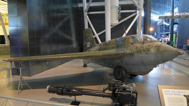 Messerschmitt Me 163B-1a Komet