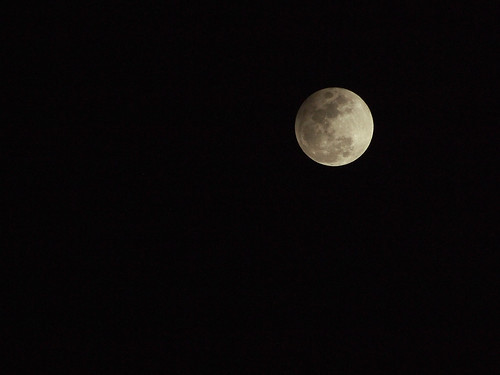 Snow Moon eclipse (@ 8:30 pm ET)