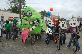 2009 Kensington Kinetic Sculpture Derby (51) | by Philly Bike Coalition