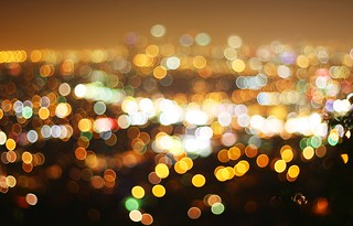 L.A. Á La Bokeh | by lemmingstone