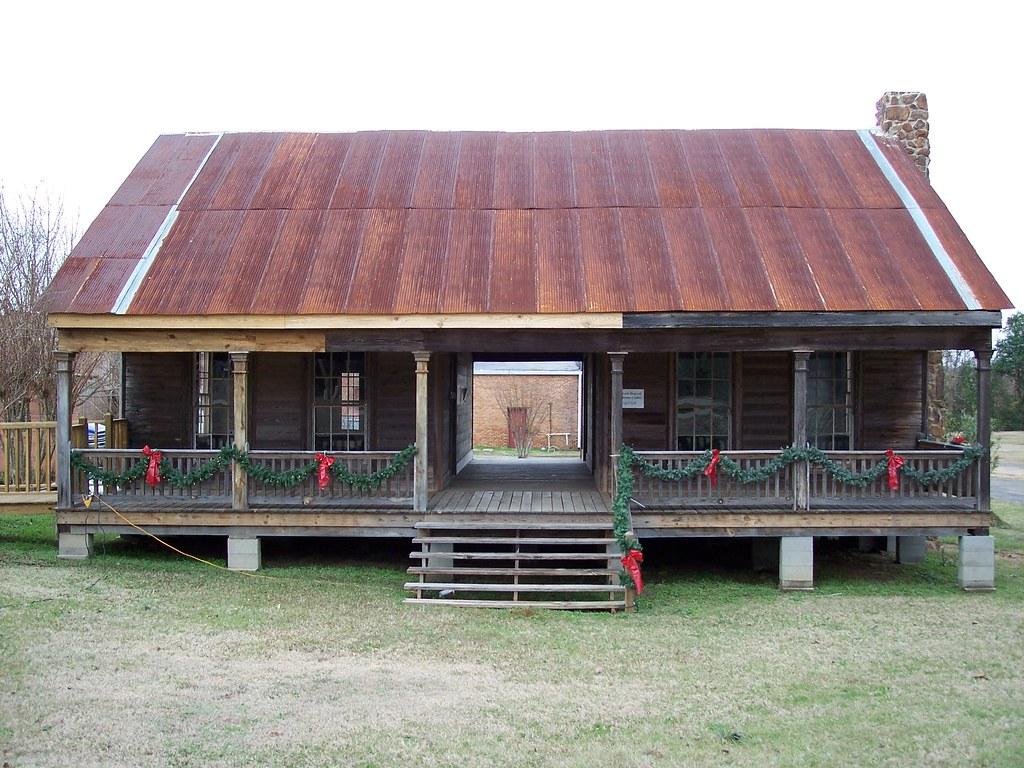 Dogtrot house prepcowboy flickr for Dogtrot modular homes