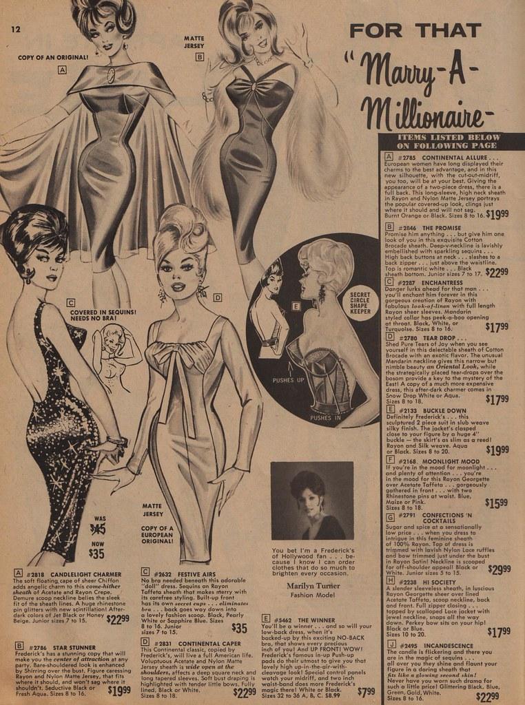 Fredericks Of Hollywood Catalog