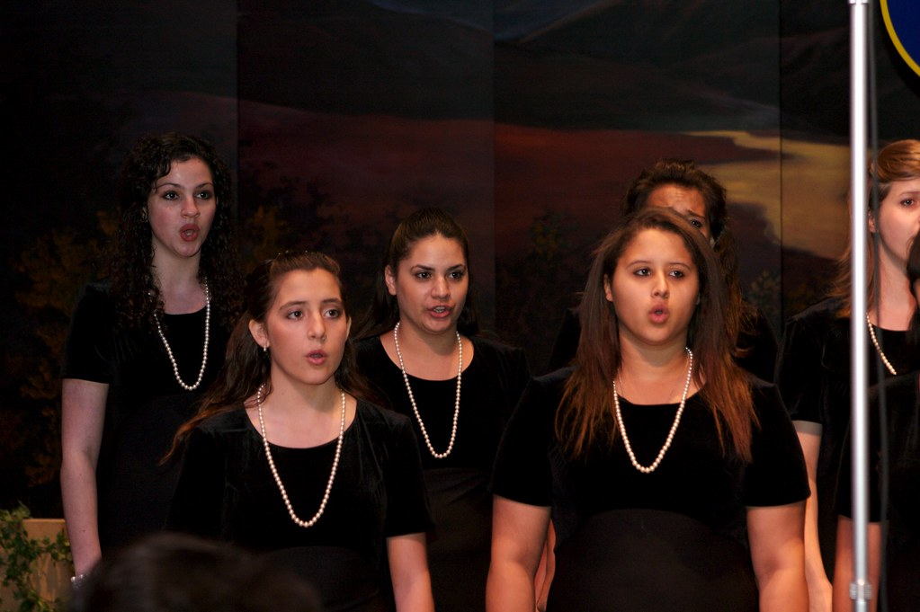El Paso Choral Society Young Ladies Choir By From The Top Inc