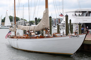JFK's Yacht Manitou | by Mr.TinDC