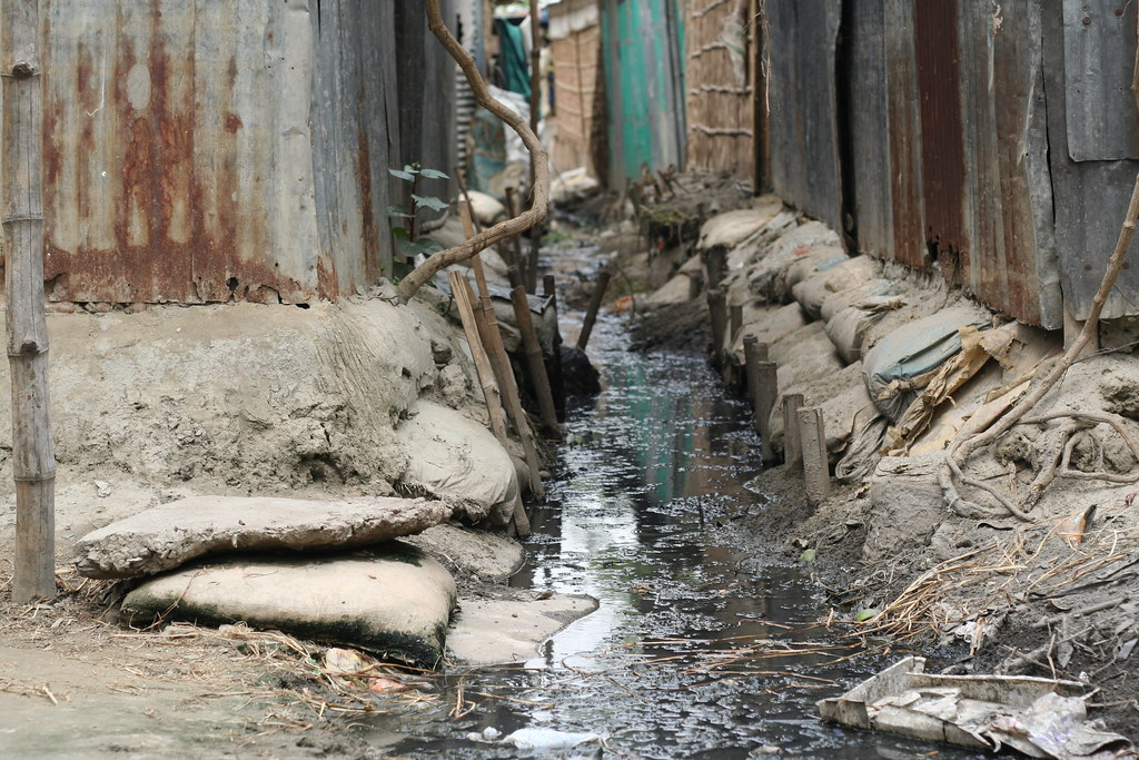 Drain In Kalibari Community Photo By Ashley Wheaton