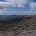 Panorama from Slioch