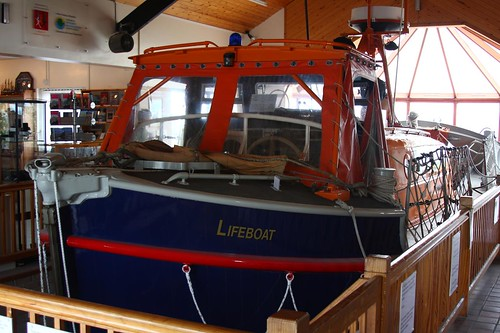 Moelfre Lifeboat | by DianneB 2007.