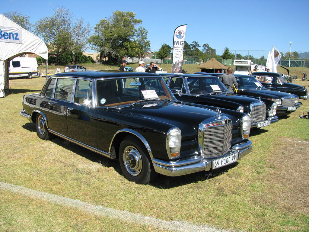 Mercedes Benz 1969 600 W100 Paul Horn Flickr By Basic Transporter