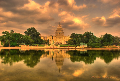 U.S. Capitol Building HDR | by cerebros1: trying to get back in after a long time