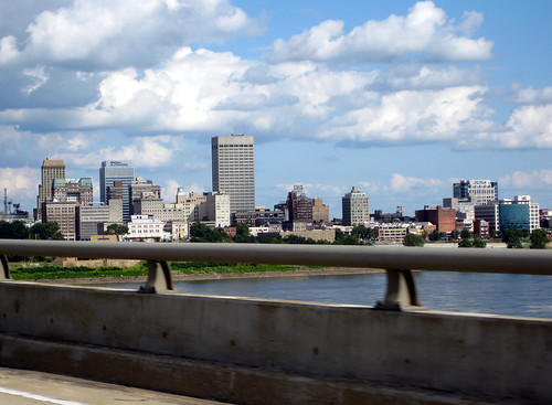 Memphis Skyline at 65 MPH (1) | by joespake