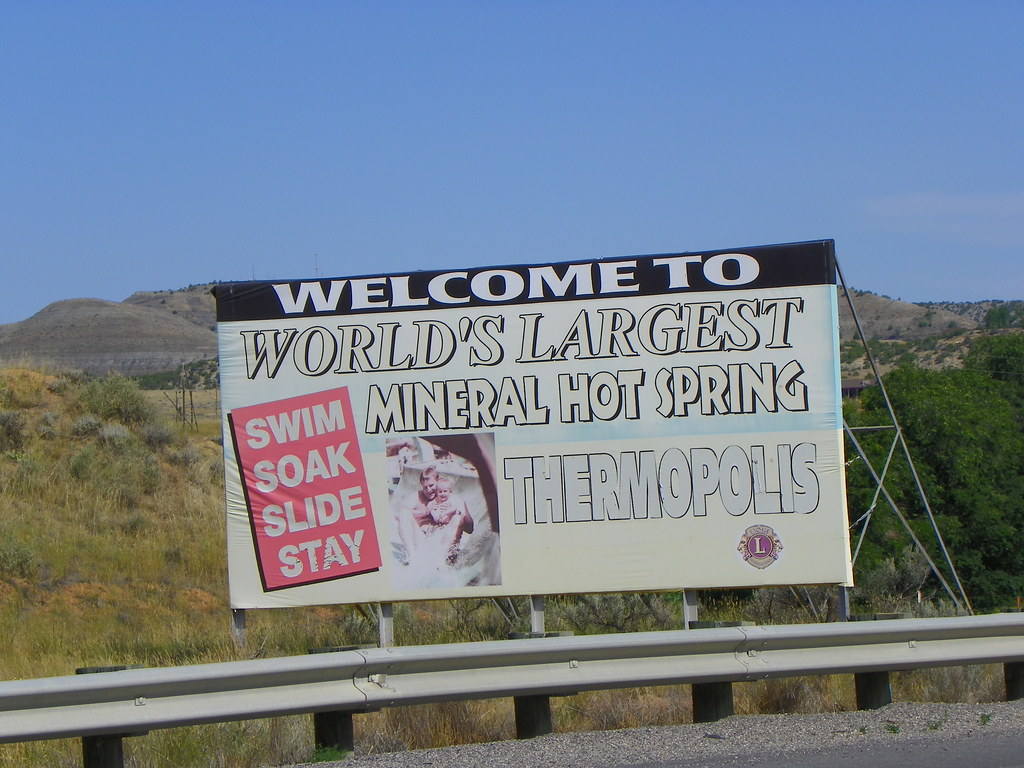 Welcome to Thermopolis...