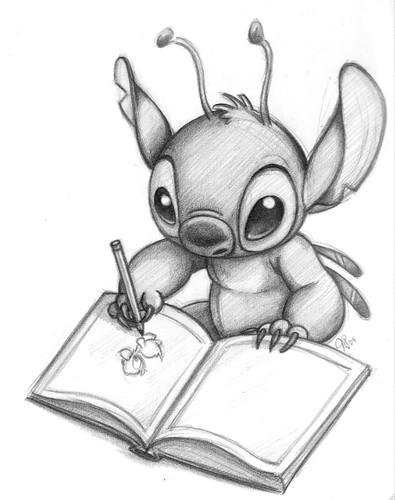 Stitch Disney Drawings stitch disney tumblr drawings related keywords ...