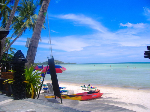 Ko Samui, Chaweng Beach, Thailand