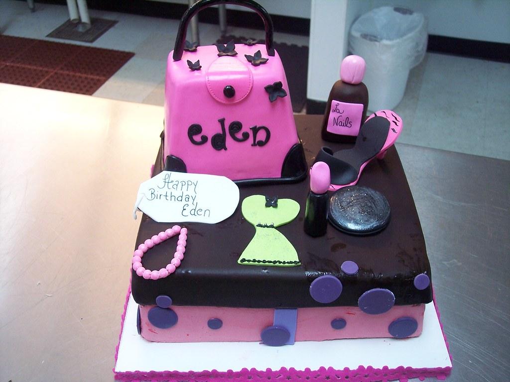 Fashionista Cake Wilmington Nc Carolina Cakes Confect Flickr