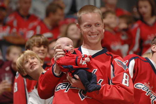 10-09-09 Young Fan | by Washington Capitals
