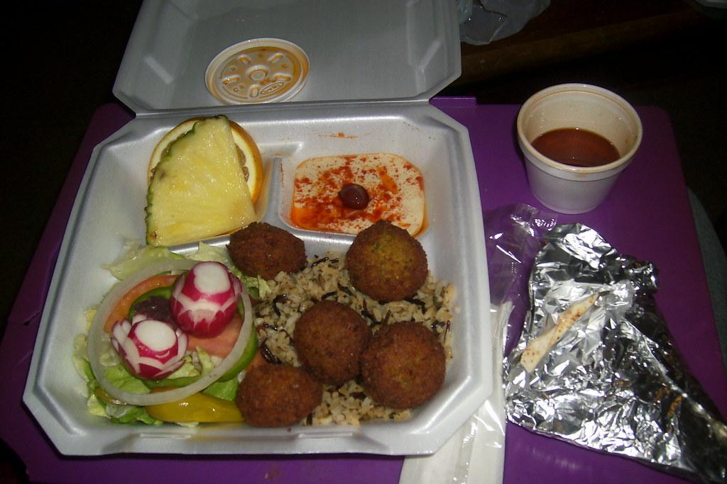 Good Food Falafel