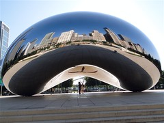 "AKA ""The Bean"" in Chicago 