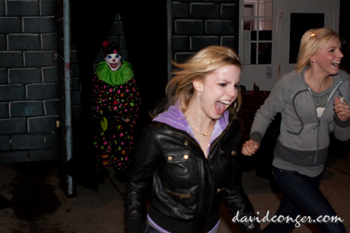 Kube haunted house