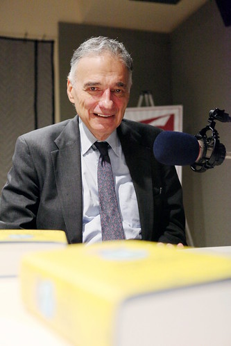 Ralph Nader on Where We Live. | by WNPR - Connecticut Public Radio