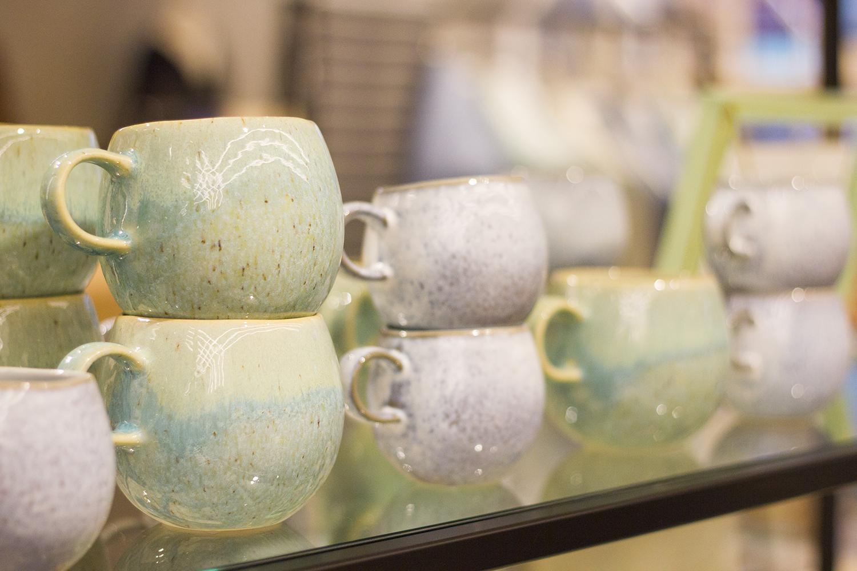 Oliver Bonas Manchester - Handmade Mugs