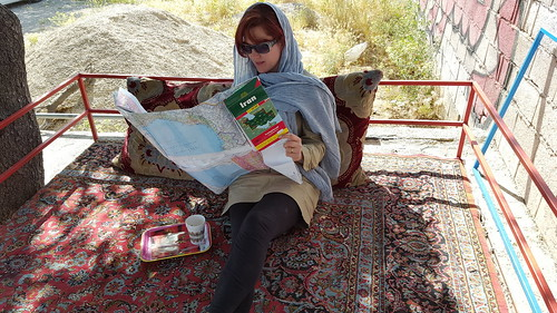 Lois Pryce.  Revolutionary Ride: On the Road in Search of the Real Iran