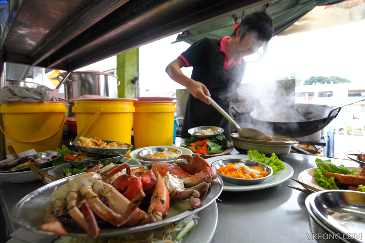 Sieng Kee Restaurant Chef