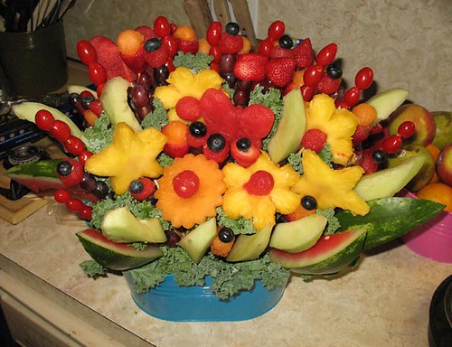 Fruit Bouquet #2 | by kristenstein