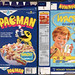 General Mills - Pac-Man cereal box - Wacky Whipper Offer - 1987