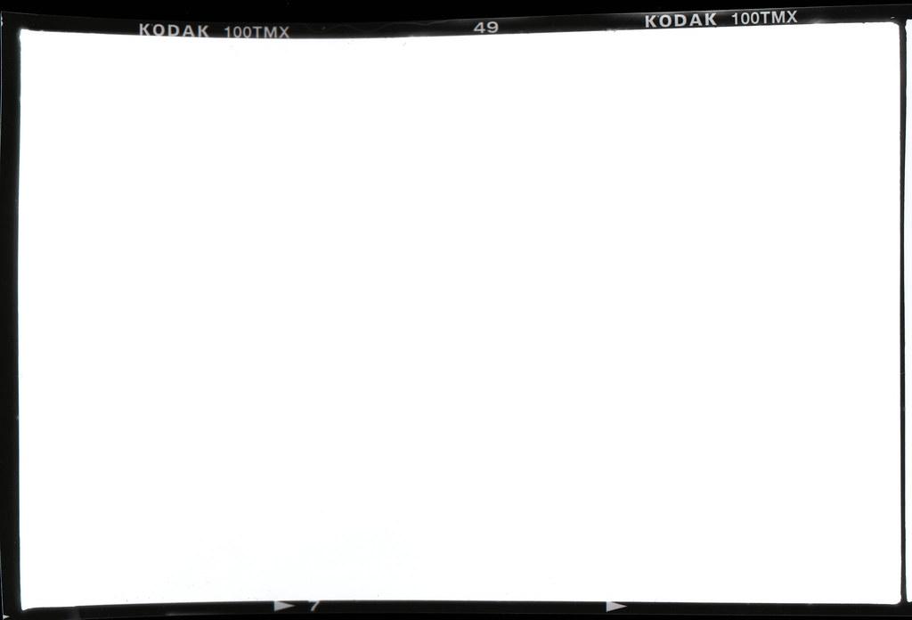 6x9 Kodak Tmax100 frame   a bit of film curl, will try again…   Flickr