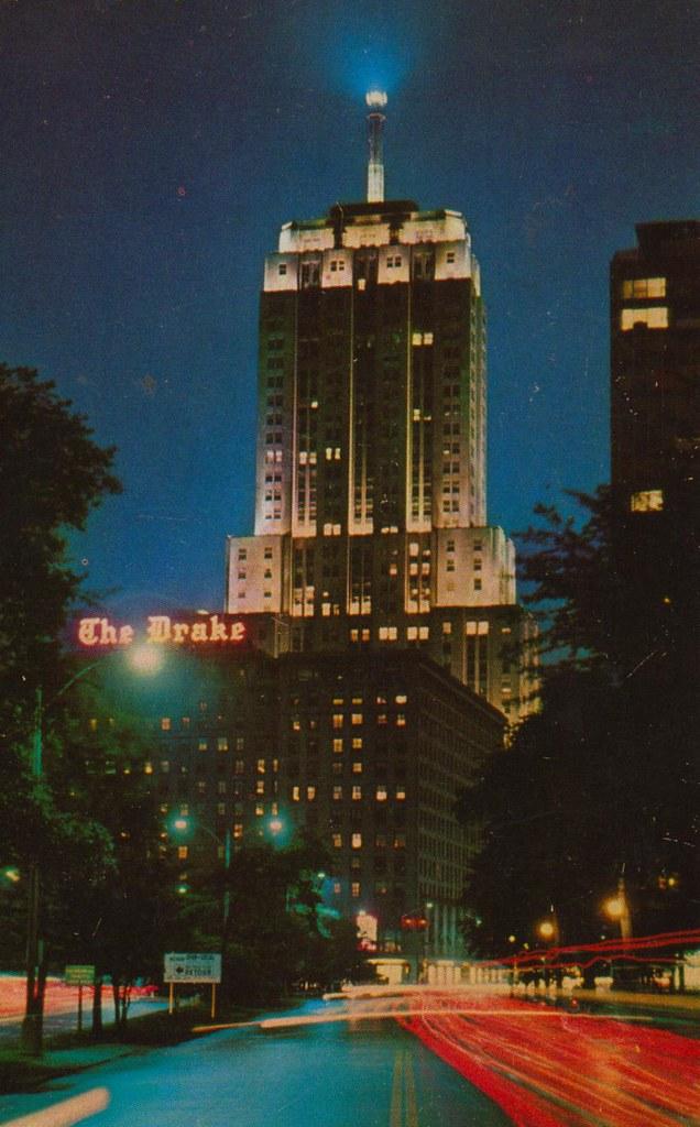 The Drake Hotel - Chicago, Illinois